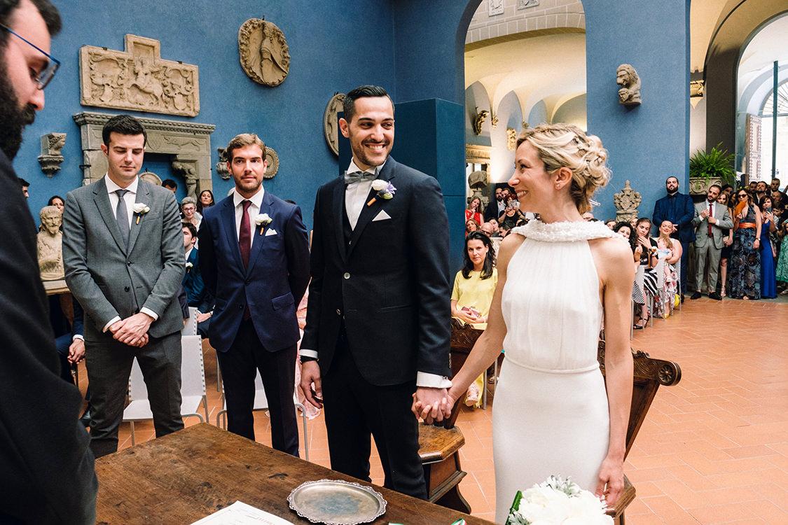 museo bardini wedding ceremony