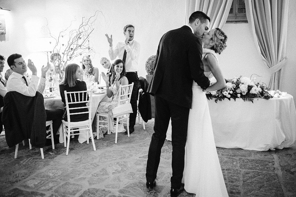 wedding reception castello di sant'ellero