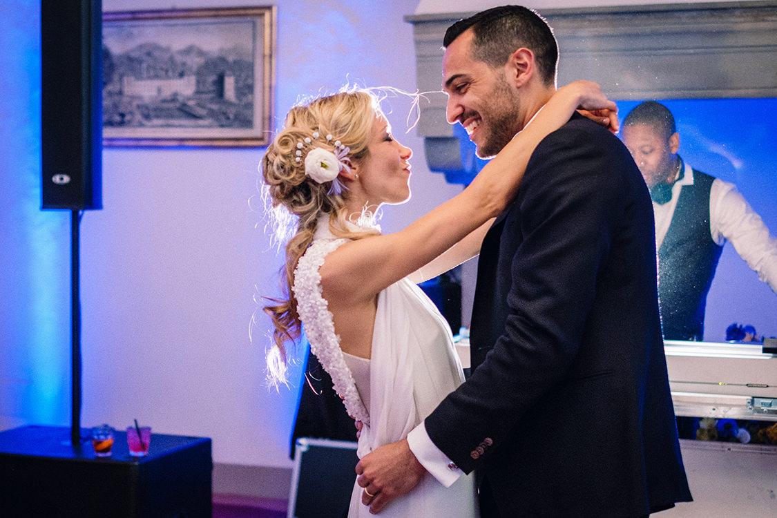 primo ballo matrimonio castello di sant'ellero