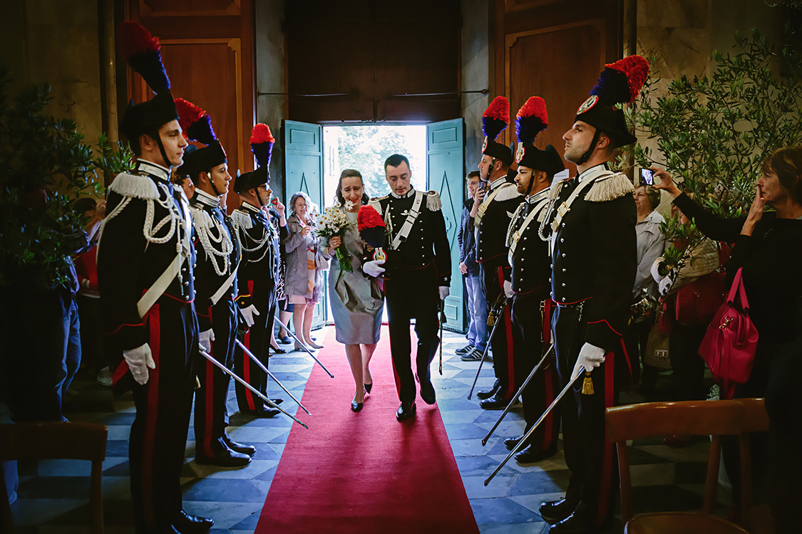 matrimonio arma carabinieri