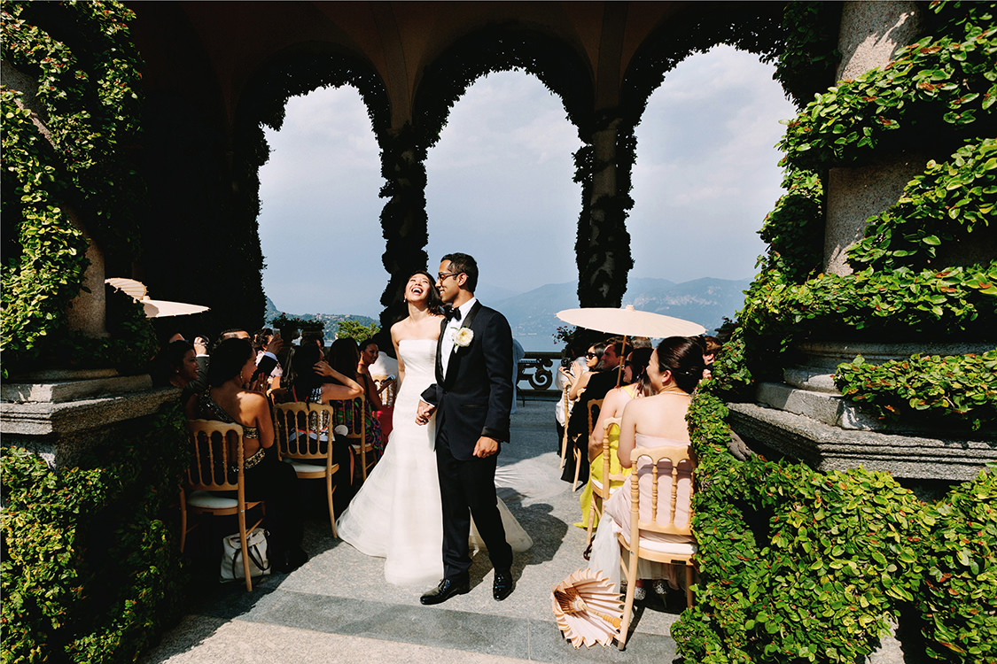 wedding villa del balbianello