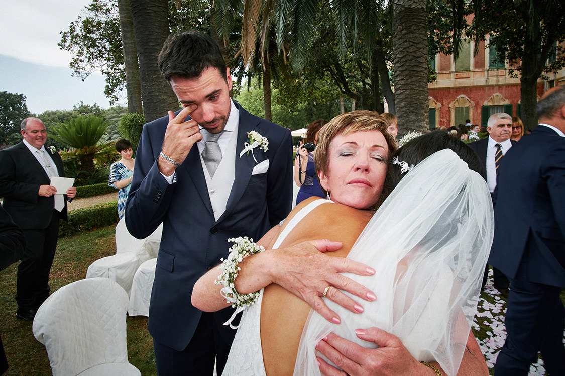 emotional wedding villa faraggiana