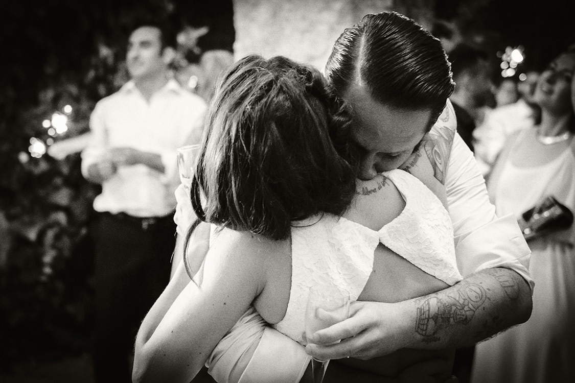 emotional wedding documentary photographer