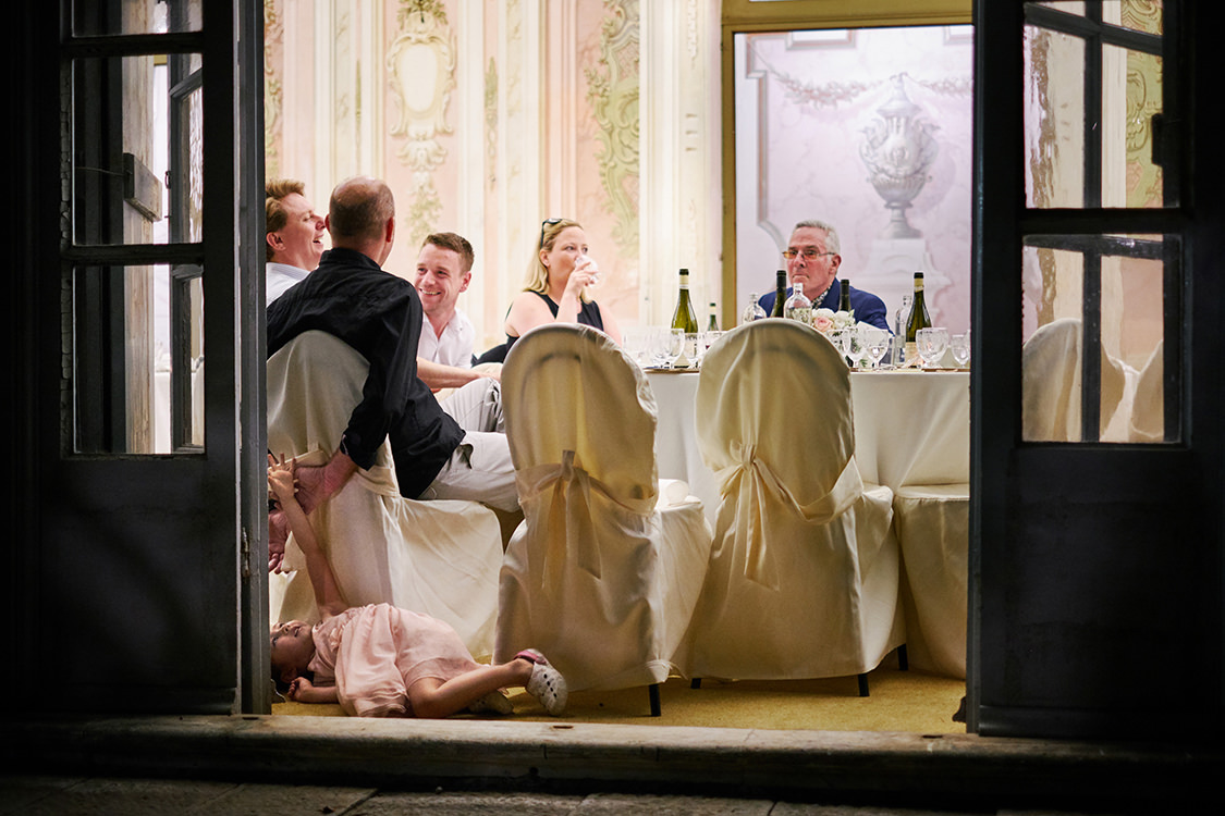 villa faraggiana wedding reception