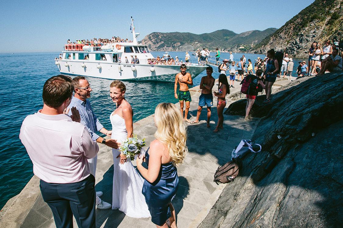 wedding in vernazza cinque terre