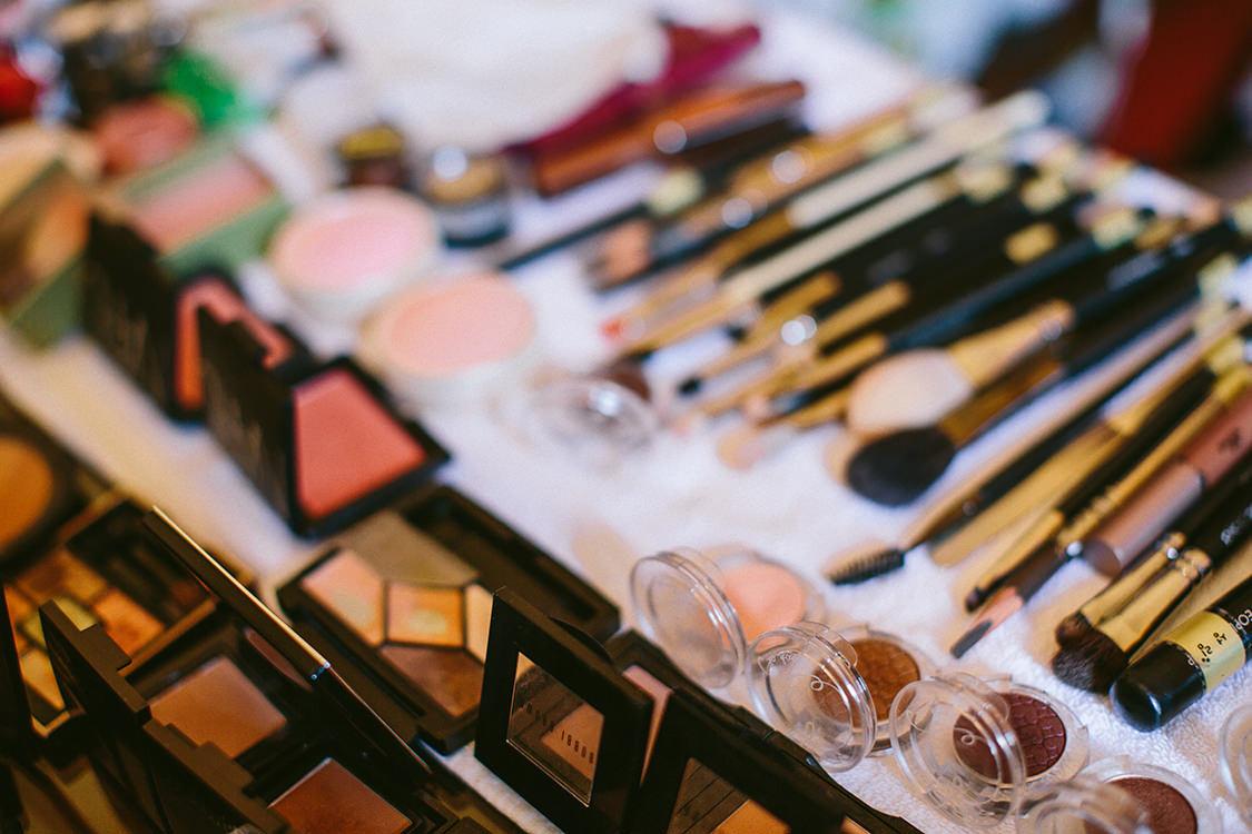 bride makeup villa d'este