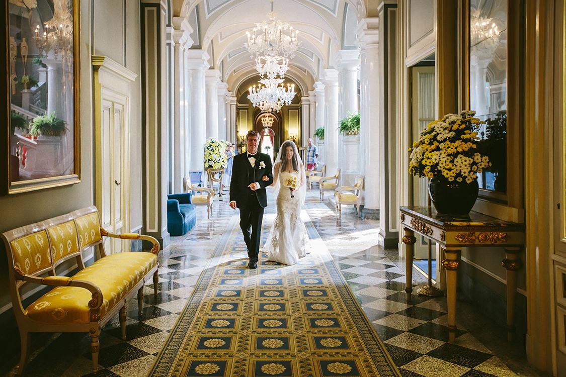 reportage di matrimonio villa d'este