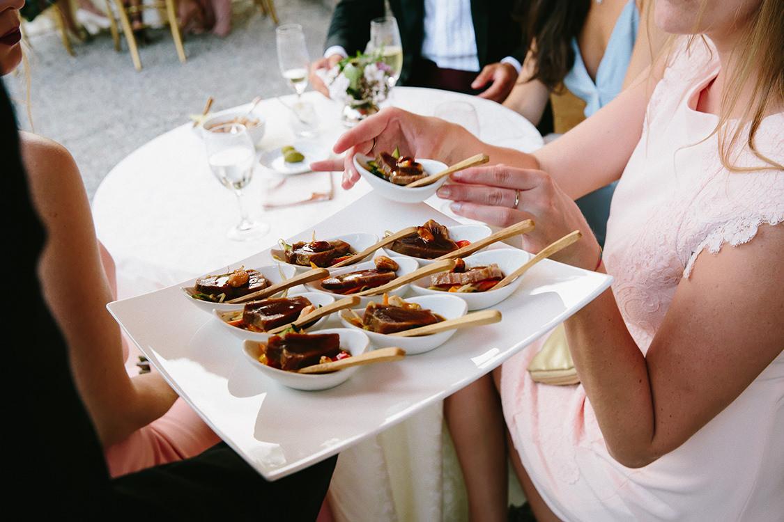 wedding aperitif villa d'este