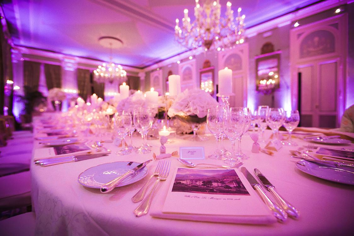 wedding details villa d'este