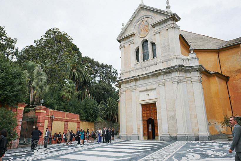 parrocchia zoagli