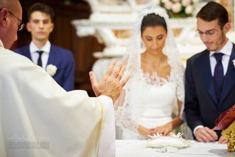 celebrazione matrimonio zoagli