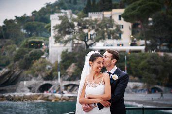 sposi matrimonio zoagli