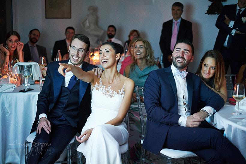 sposi matrimonio castello canevaro