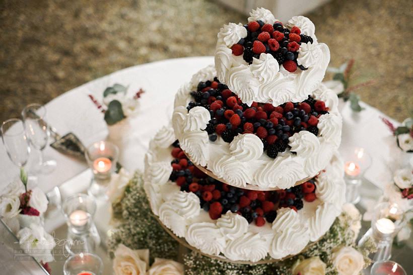 torta nuziale matrimonio castello canevaro