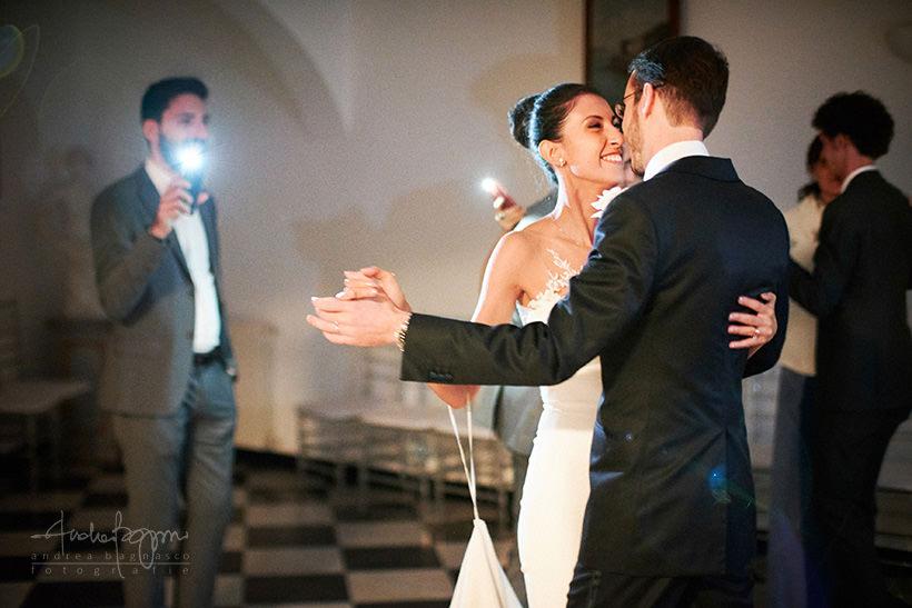 primo ballo matrimonio castello canevaro