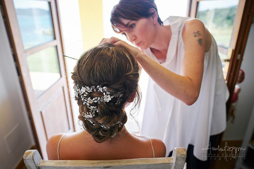 makeup sposa matrimonio Portovenere