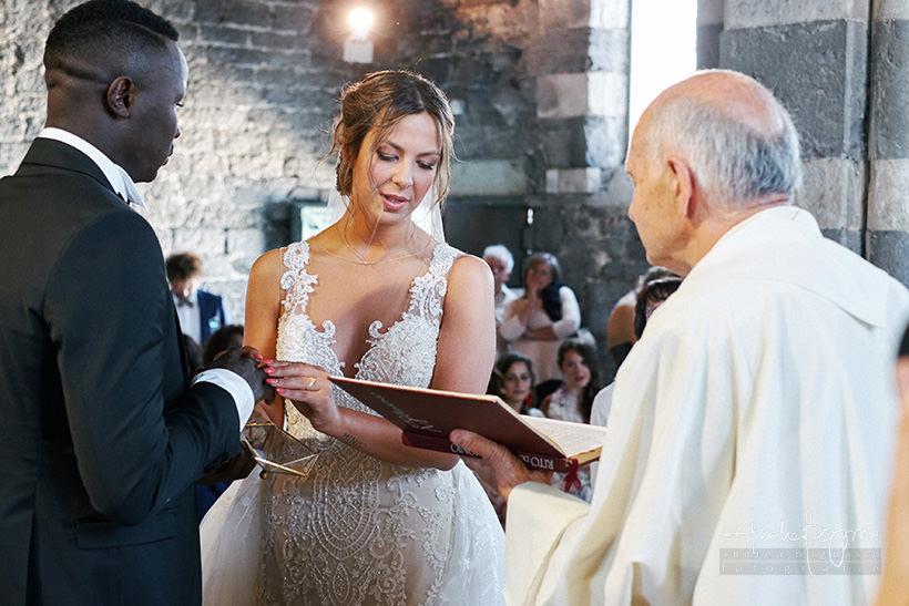 scambio fedi matrimonio Portovenere