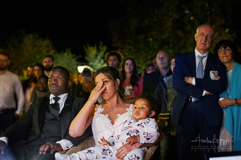 emozioni matrimonio Villa Marigola Lerici Portovenere
