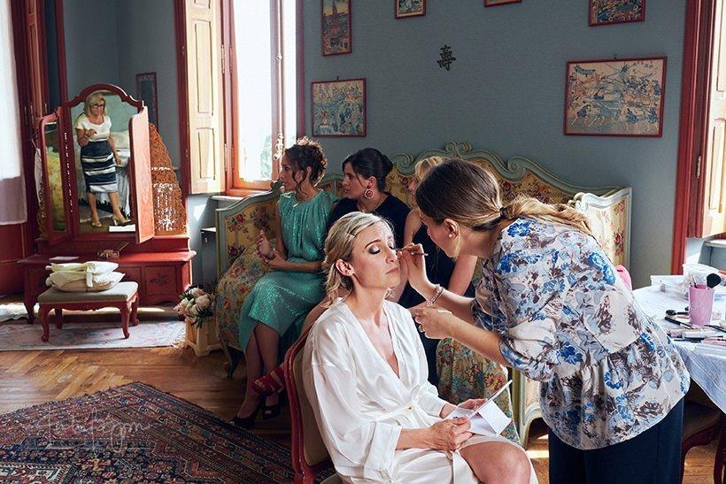 makeup sposa biella