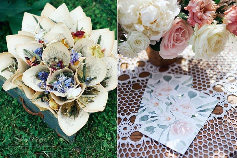 dettagli il profumo dei fiori