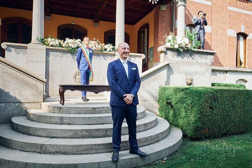 cerimonia matrimonio villa cernigliaro