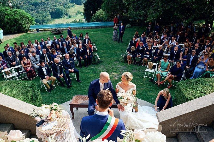 matrimonio villa cernigliaro biella