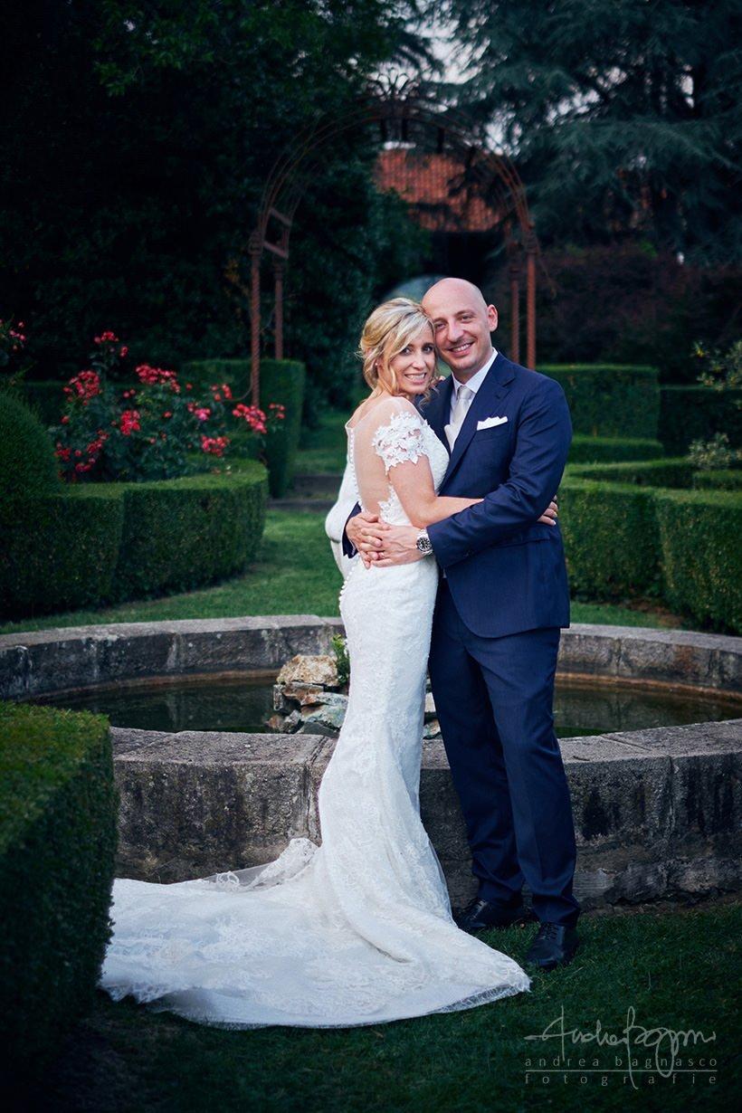 sposi matrimonio villa cernigliaro