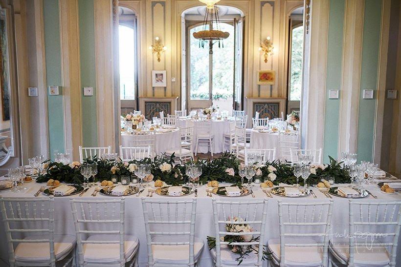 elegant wedding in Piedmont