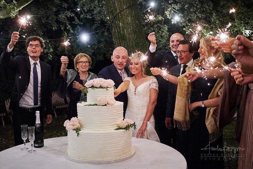 taglio torta matrimonio villa cernigliaro