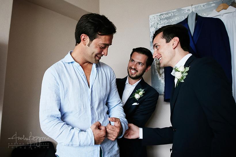 preparazione sposo matrimonio costa azzurra