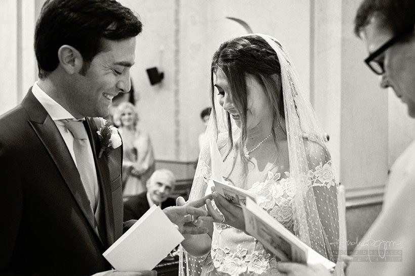 scambio anelli nuziali matrimonio cap ferrat
