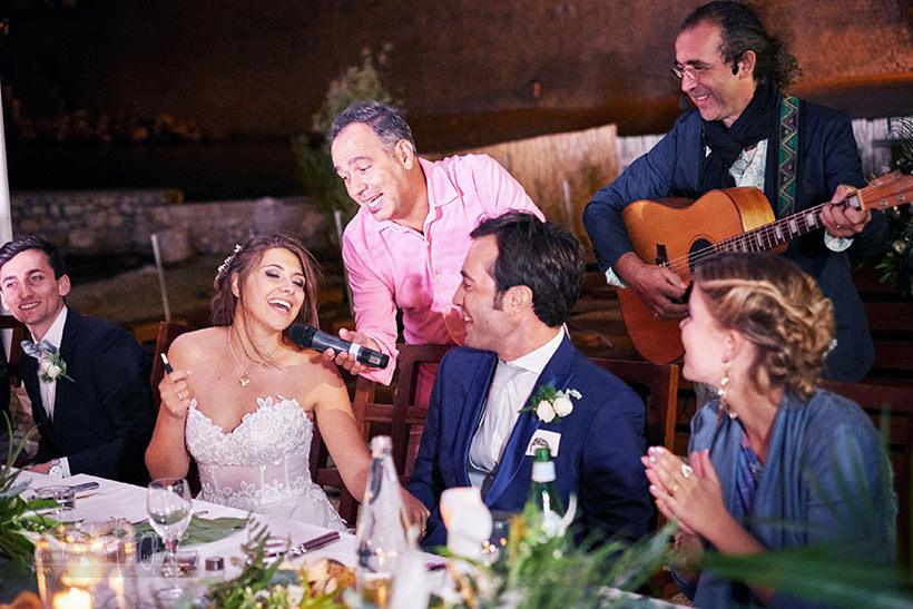 festa matrimonio plage de passable