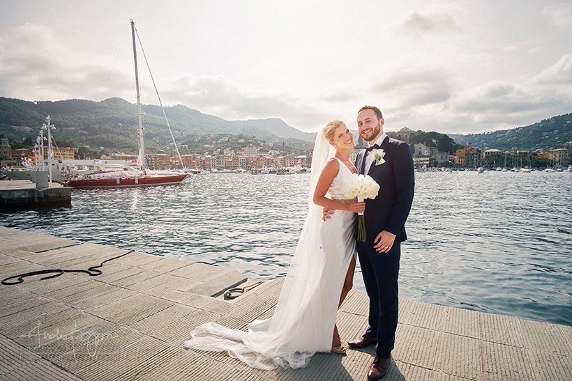 sposi santa margherita matrimonio