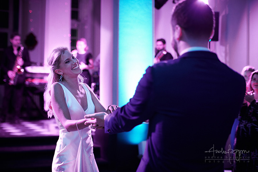 primo ballo matrimonio villa durazzo