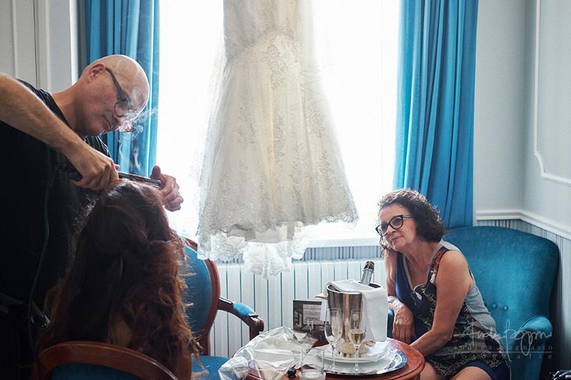 preparazione sposa matrimonio portofino