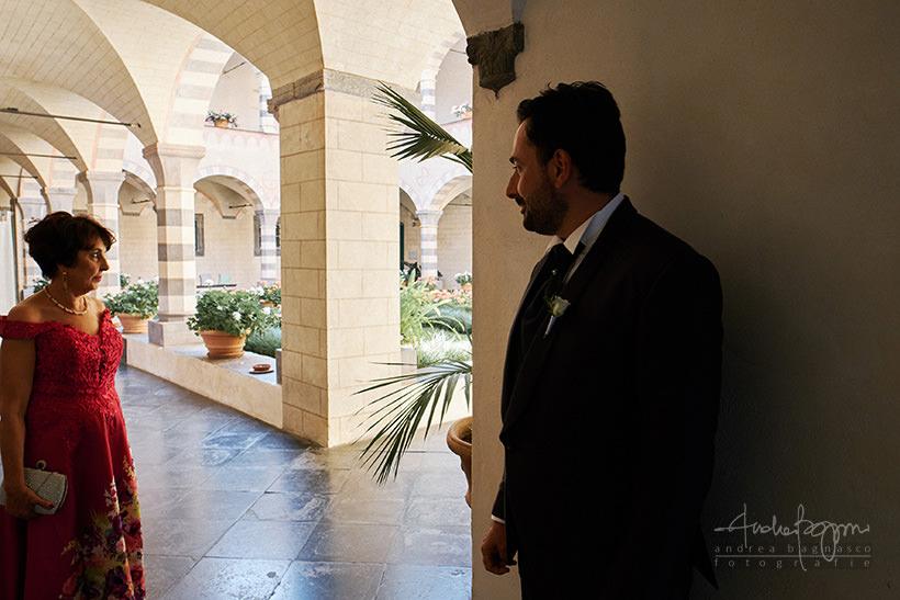 attesa sposa matrimonio portofino