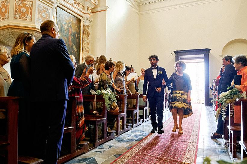 ingresso sposo matrimonio verezzi