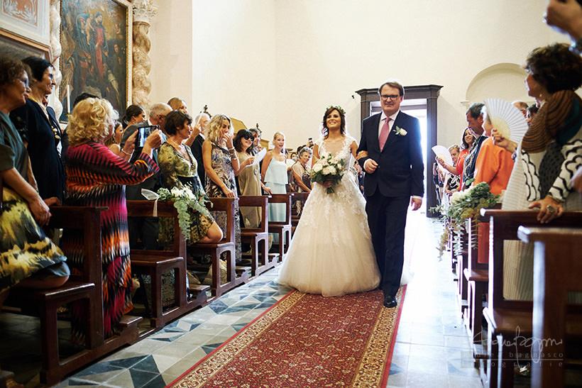ingresso sposa matrimonio verezzi
