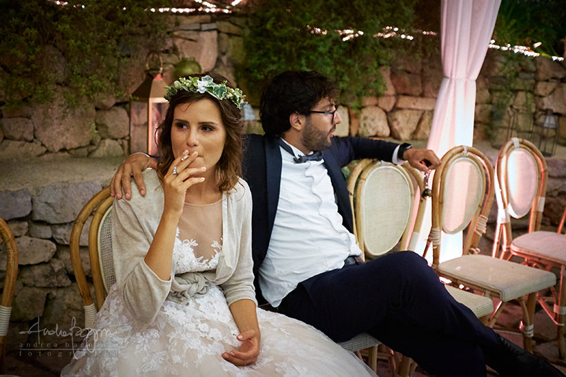 matrimonio con pioggia la ginestra