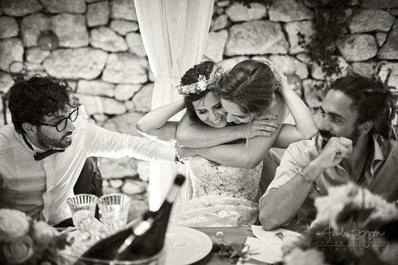 ricevimento matrimonio la ginestra