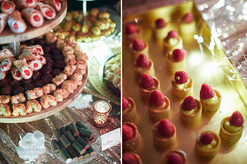 dettagli matrimonio buffet dolci