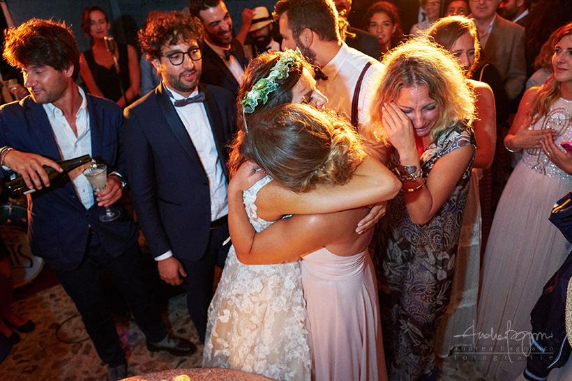 emozioni matrimonio foto reportage