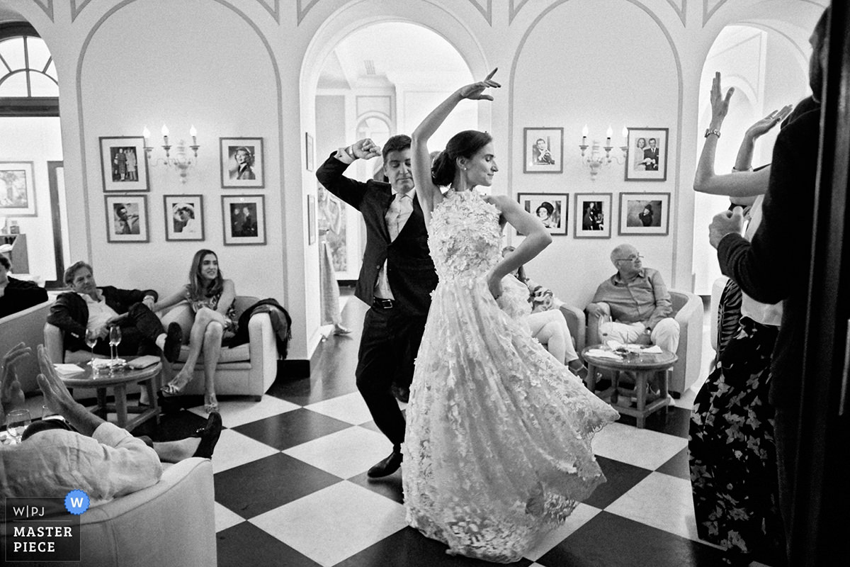 belmont hotel splendido wedding portofino