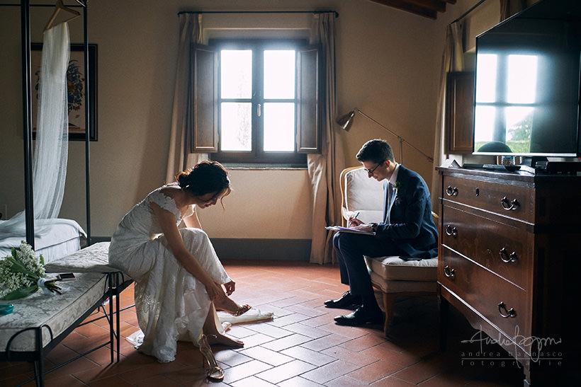 preparazione sposi matrimonio firenze