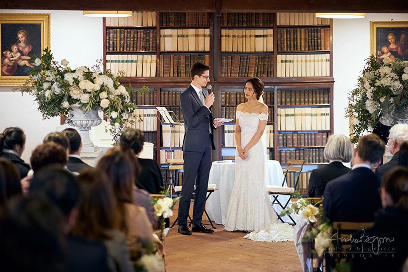 promesse di matrimonio sposo