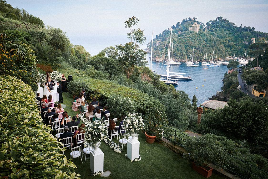 matrimonio hotel splendido portofino