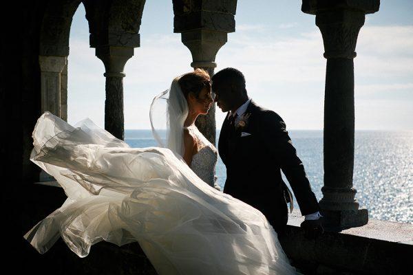 sposi matrimonio portovenere cinque terre