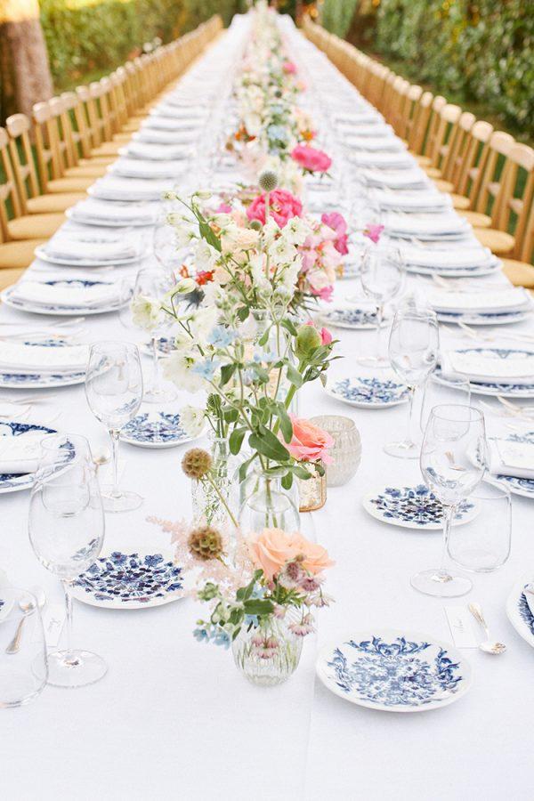 tavolo imperiale matrimonio villa marigola