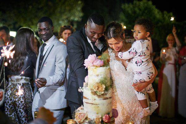 taglio torta matrimonio villa marigola