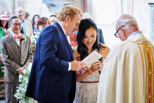wedding vows cinque terre soviore